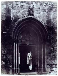 arles, cloître de saint trophime by charles (ph) lenormand