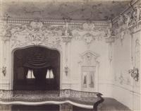 die plafonds- und wanddecorationen im etablissement ronacher hergestellt von w. buchta, wien 1888 (25 works) by josef löwy