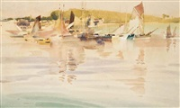 reflections by william russell flint