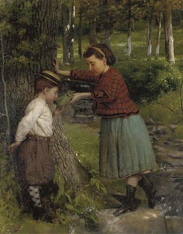 at the brook by seymour joseph guy