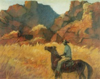 native stockman by alan william baker