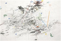 rising down by julie mehretu