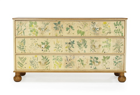 flora commode by josef frank