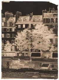paris, ca.1852 (3 works) by charles nègre