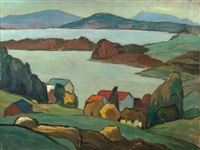 staffelsee by gabriele münter