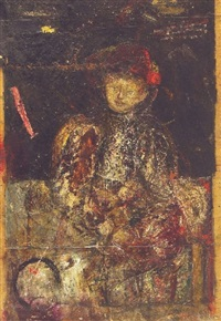 lady by georg senbergs