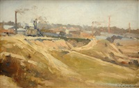 the stone crusher, burnley by alexander colquhoun