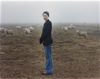 stacey, south plains, texas by alec soth