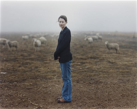 stacey south plains texas by alec soth