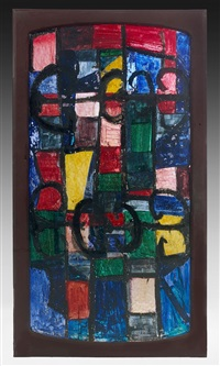 sans titre by serge poliakoff