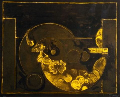 life in wood by graham sutherland