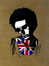 sid vicious dead rebels by paul insect