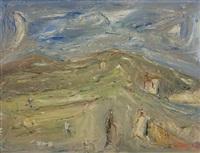 pastore in montagna by giovanni stradone