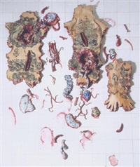 laparatomia exploratoria ii by adriana varejão