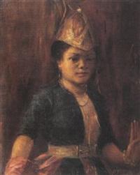 batak girl by max fleischer