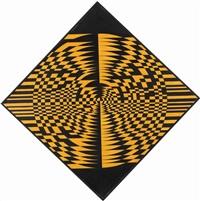 objeto rítmico, n° 4 (rythmic object, n° 4) by maurício nogueira lima