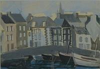 Boats at Treboul