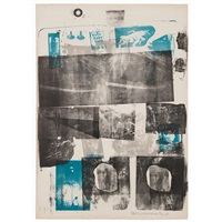guardian by robert rauschenberg