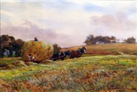 hay time (sketch) by george hamilton constantine
