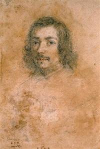 portrait d'homme by ippolito leoni
