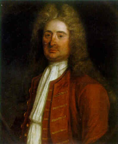 portrait of a gentleman by james fellowes
