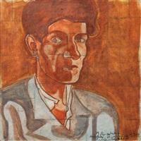 autorretrato by raúl javiel (cabrerita) cabrera