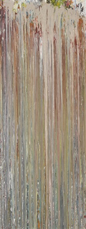 random revival by larry poons