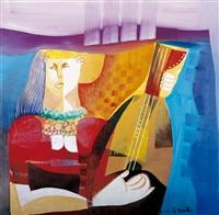 musicante by vittorio maria di carlo