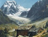 mont collon by raphael ritz