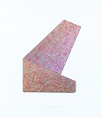 zerstörtes quadrat by karl-heinz adler