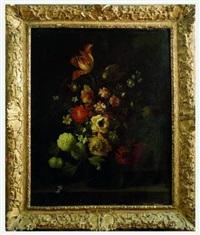 bouquet de fleurs by jean-michel picart