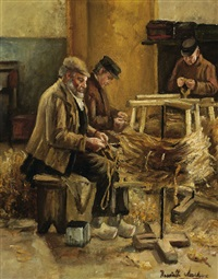 broom makers by henriette asscher