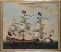 veliero il gran carlo, nave ammiraglia inglese by pietro ciafferi (smargiasso)