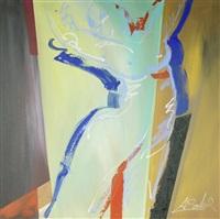 swinging angel by alfred gockel