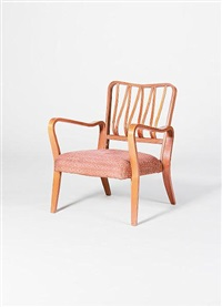 linden armchair by eric lyons