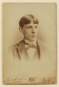 aubrey vincent beardsley by james russell & sons