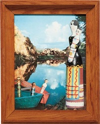 julie spinasse by joseph cornell
