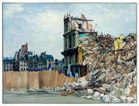 after the bombing by denis riviere