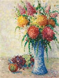 fleurs et fruits by lucie cousturier