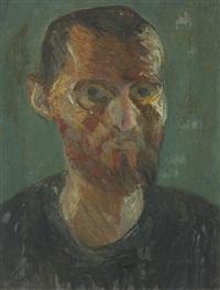 self portrait by brian bourke
