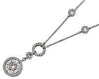 zero necklace by bulgari