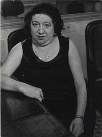 la soumaîtresse, chez suzy, c. 1932 by brassaï