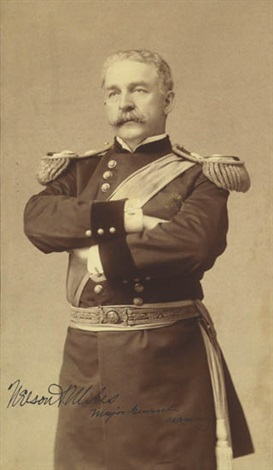 general nelson a miles by isaiah taber