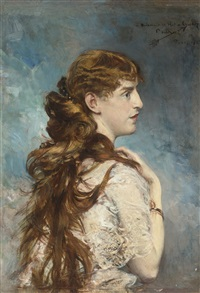 portrait of harriet valentine crocker alexander by giovanni boldini