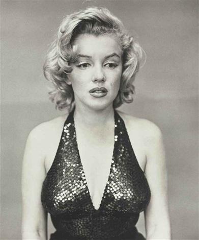 marilyn monroe, actress, new york city, 5-6-57 by richard avedon