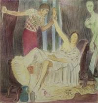lucrèce et tarquin by pierre klossowski