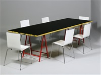table by heimo zobernig