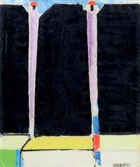 muro cieco n°8 by sante monachesi