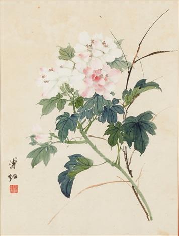 flower by aisin gioro puren