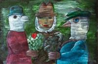 tres figuras by luis alberto solari